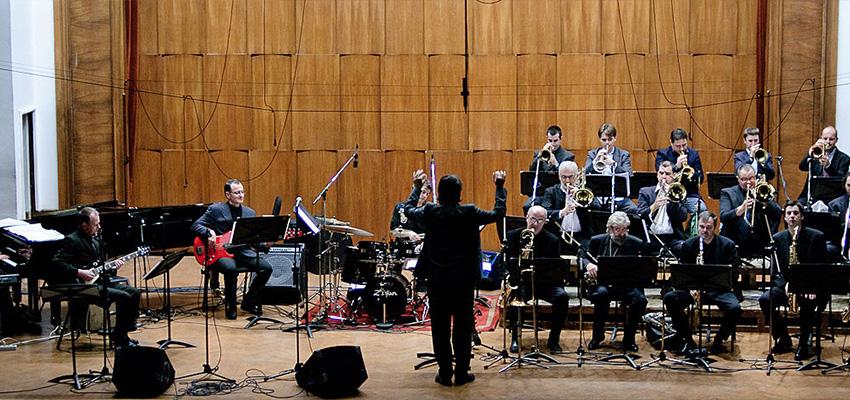 Big bend RTS - 65. rođendan, solista i dirigent Bert Joris